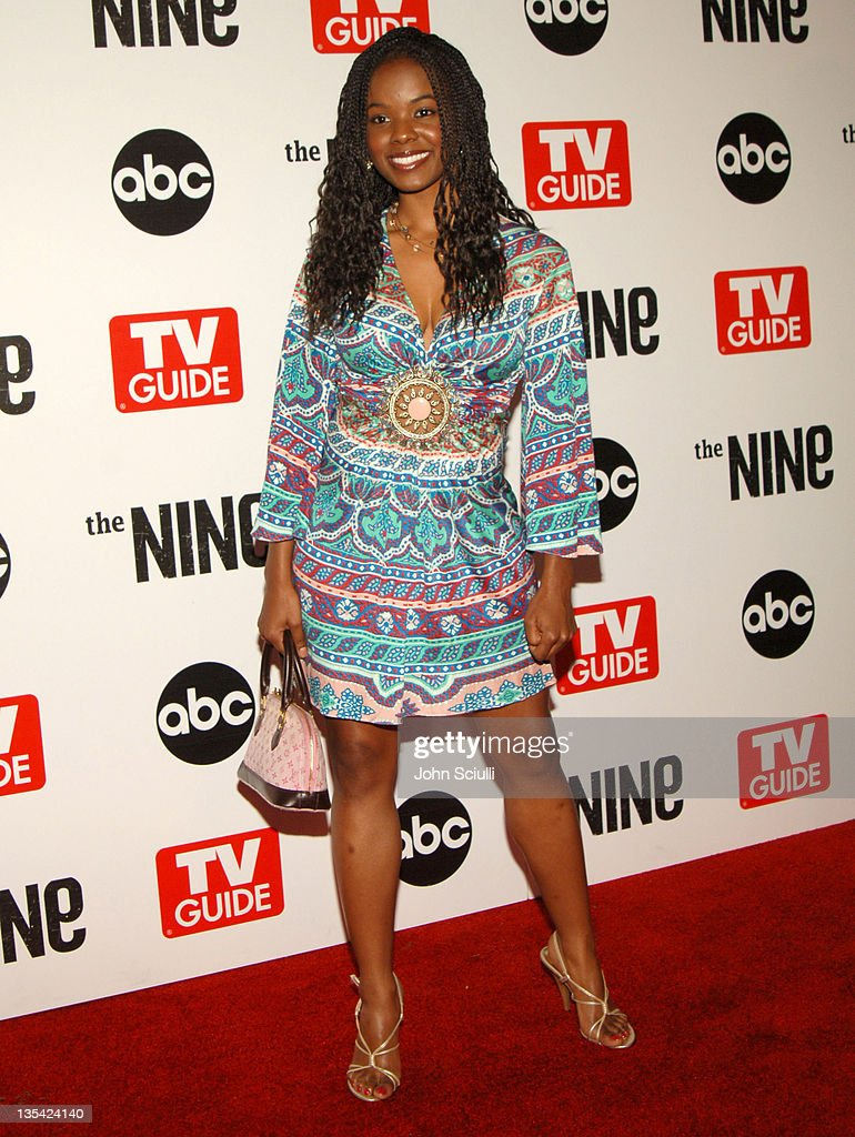 Dana Davis During ABC TV Guide And Warner Bros Television Present The Nine