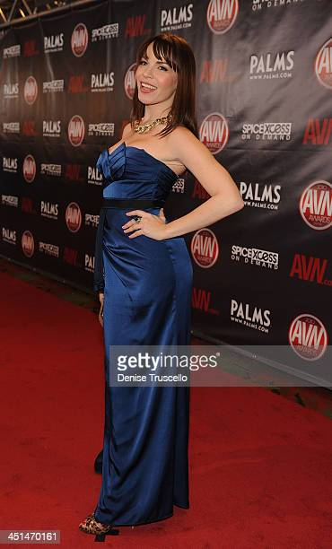 Dana DeArmond arrives at the 2010 AVN Awards at the Pearl at The Palms Casino Resort on January 9 2010 in Las Vegas Nevada