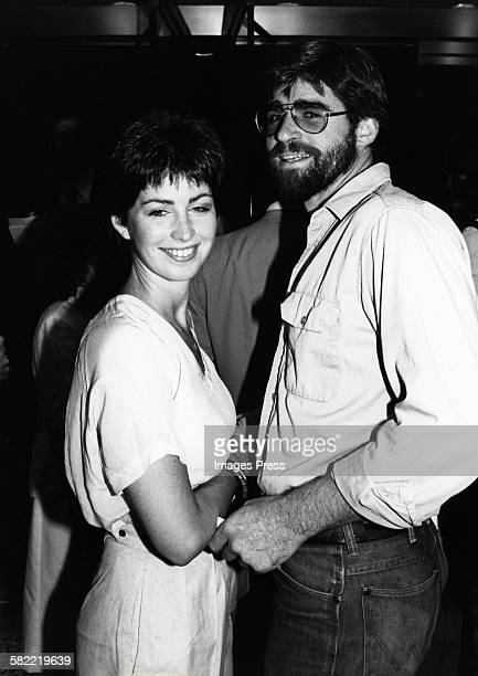 Dana Delany and Treat Williams circa 1981 in New York City