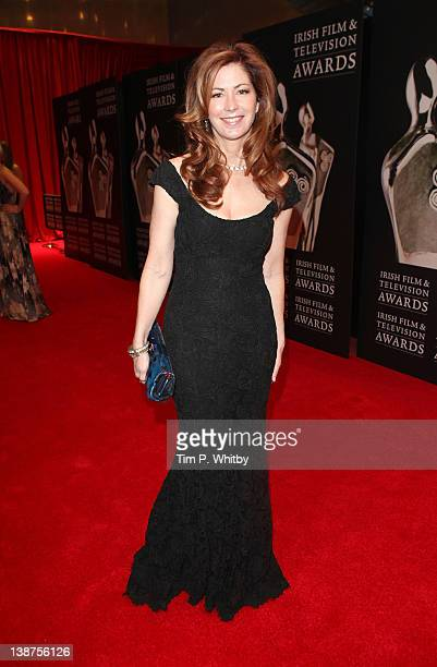 Dana Delany arrives for the Irish Film and Television Awards 2012 at the Dublin Convention Centre on February 11 2012 in Dublin Ireland