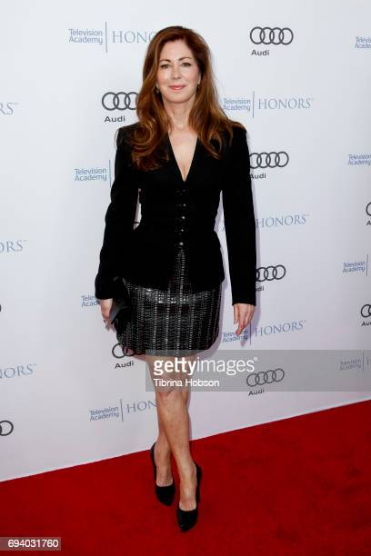 Dana Delany attend the 10th Annual Television Academy Honors at Montage Beverly Hills on June 8 2017 in Beverly Hills California