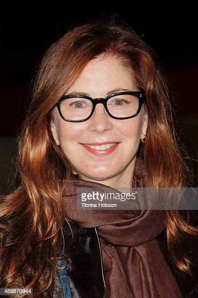 Dana Delany attends the Goodman Theatre's opening night performance of 'Luna Gale' at Kirk Douglas Theatre on December 2 2014 in Culver City...