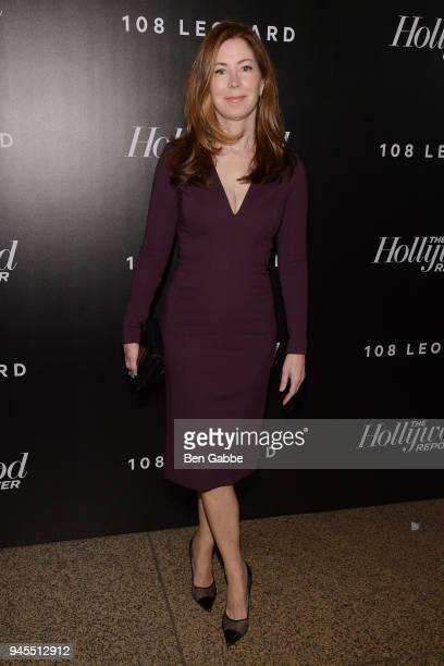 Dana Delany attends The Hollywood Reporter's Most Powerful People In Media 2018 at The Pool on April 12 2018 in New York City