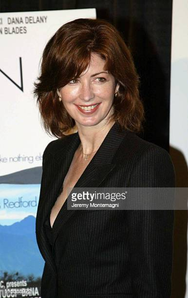 Dana Delany during AFI Film Festival Screening of James Redford's Directorial Debut Spin at Arclight Cinema in Holllywood California United States
