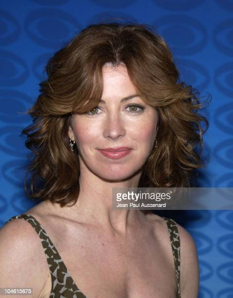Dana Delany during CBS Summer 2002 Press Tour Party at Ritz Carlton Hotel in Pasadena California United States