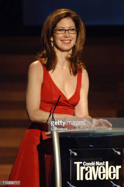 Dana Delany during Conde Nast Traveler 19th Annual Readers' Choice Awards Show at American Museum of Natural History in New York City New York United...