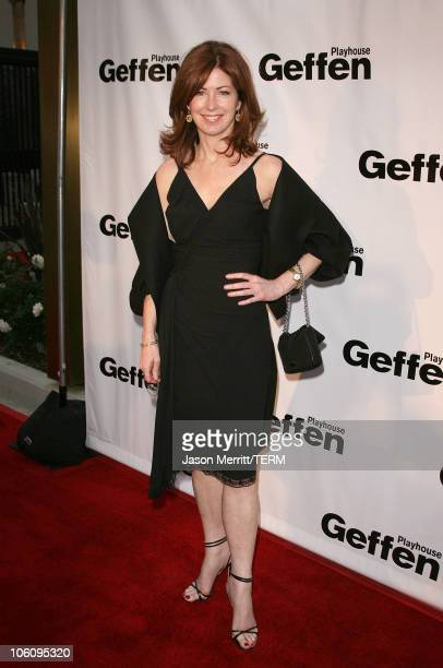Dana Delany during Geffen Playhouse's 5th Annual Backstage at the Geffen Gala Fundraiser at Geffen Playhouse in Westwood California United States
