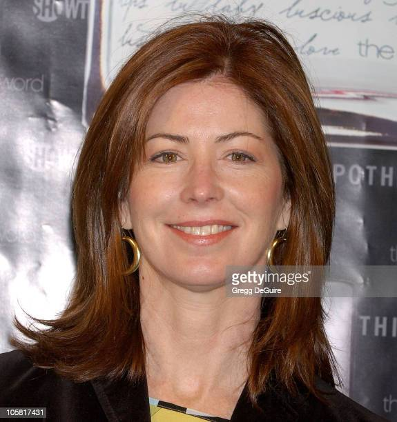 Dana Delany during Launch of 'L Eau de Parfum' Inspired by Showtime's 'The L Word' Arrivals at Apothia at Fred Segal Melrose in Los Angeles...