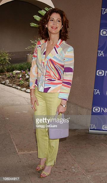 Dana Delany during National Cable Telecommunications Association Press Tour at The Ritz Carlton Pasadena Hotel in Pasadena California United States