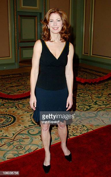Dana Delany during NBC 2006 Summer AllStar Party at Ritz Carlton Hotel in Pasadena California United States