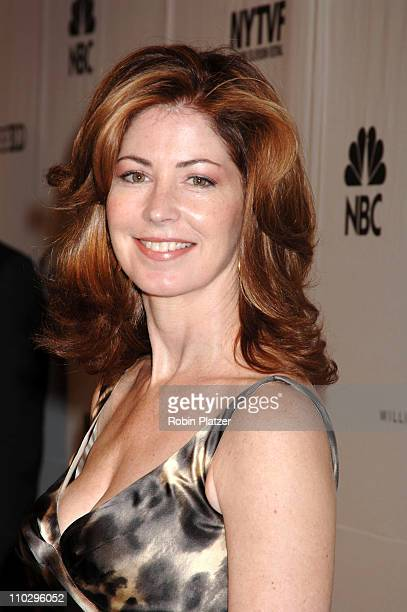 Dana Delany during Opening Night Gala for the New York Television Festival and NBC Premiere of 'Kidnapped' September 12 2006 at The New World Stages...