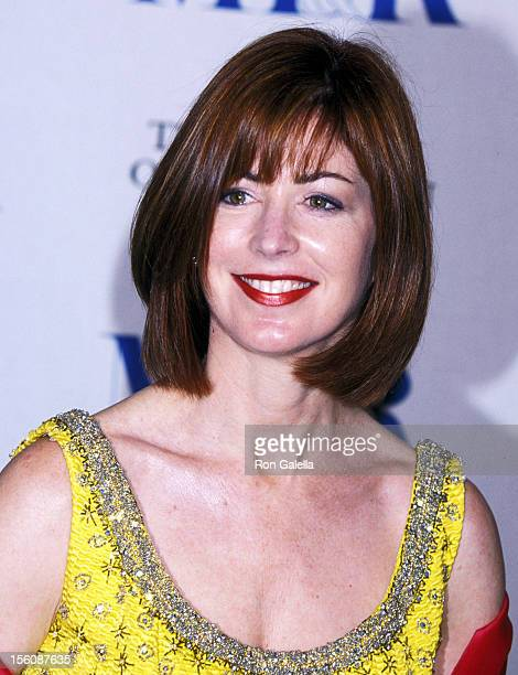 Dana Delany during The Museum of Television Radio's Annual Gala to Salute James Burrows Martin Sheen at The Beverly Hills Hotel in Beverly Hills...
