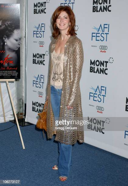 Dana Delany during The Weinstein Company's 'The Libertine' World Premiere Screening Arrivals at ArcLight Hollywood in Hollywood California United...