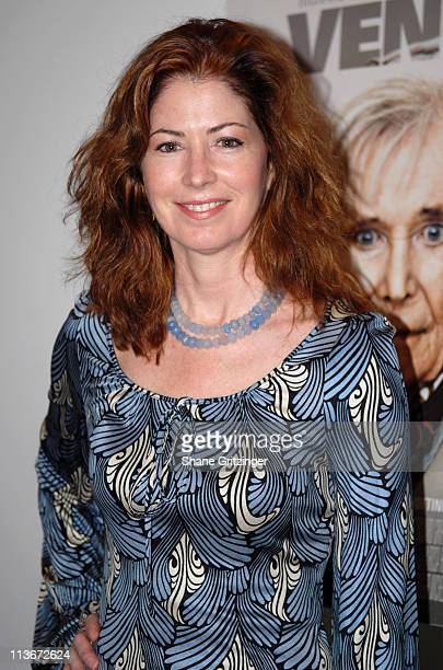 Dana Delany during 'Venus' New York City Screening December 12 2006 at MOMA The Celeste Bartos Theater in New York City New York United States