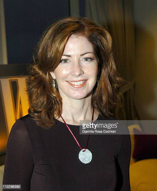 """Dana Delany during W Magazine's """"The New York Affair"""" Party at Penthouse Four in New York City, New York, United States."""
