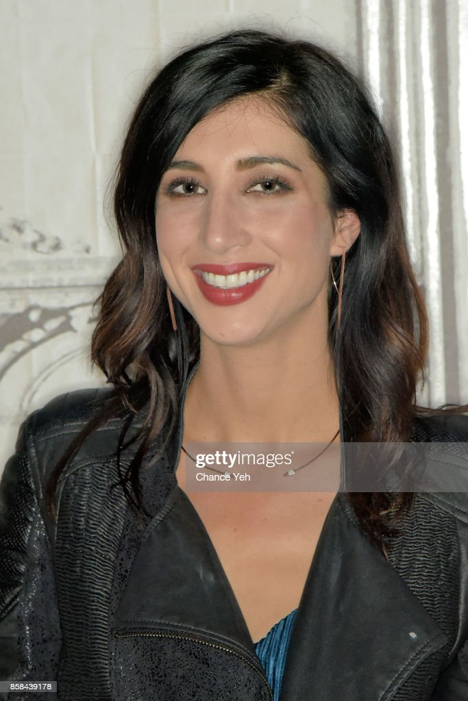 Dana DeLorenzo attends Build series to discuss 'Ash Vs Evil Dead' at Build Studio on October 6, 2017 in New York City.