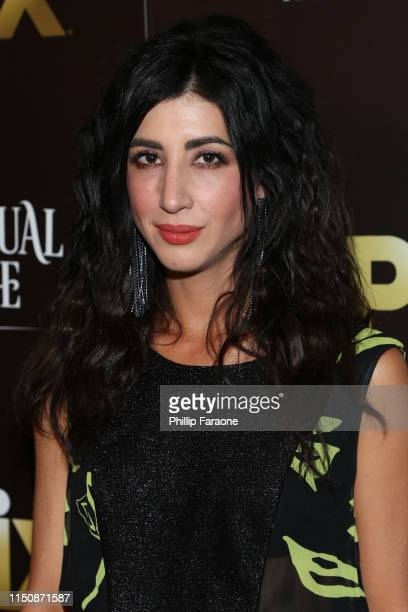 Dana Delorenzo attends the LA Premiere Of Epix's Perpetual Grace LTD at Linwood Dunn Theater on May 21 2019 in Los Angeles California