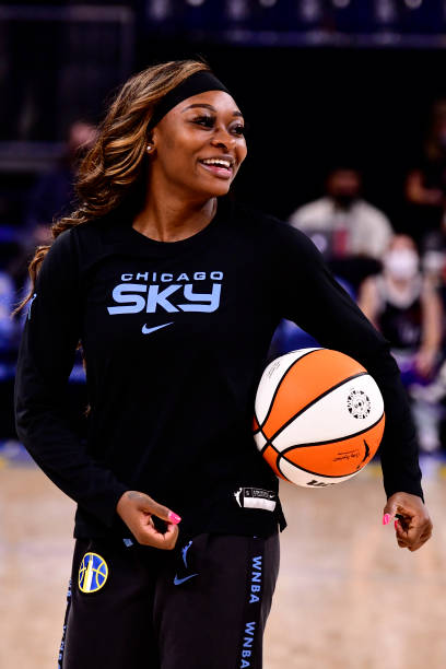 IL: WNBA Finals - Game Four
