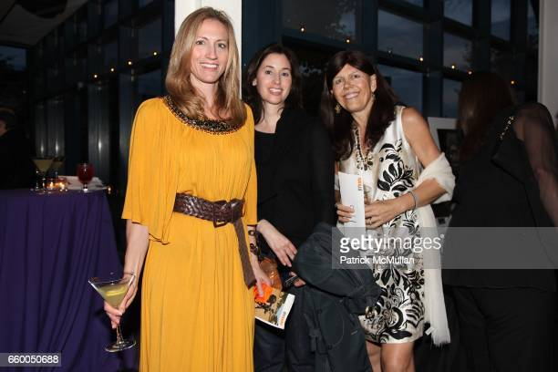 Dana Gers Jill Gold and Melanie Grisanti attend BYKIDS Documentary Film Premiere Gala Fundraiser at Scholastic Headquarters on May 16 2009 in New...