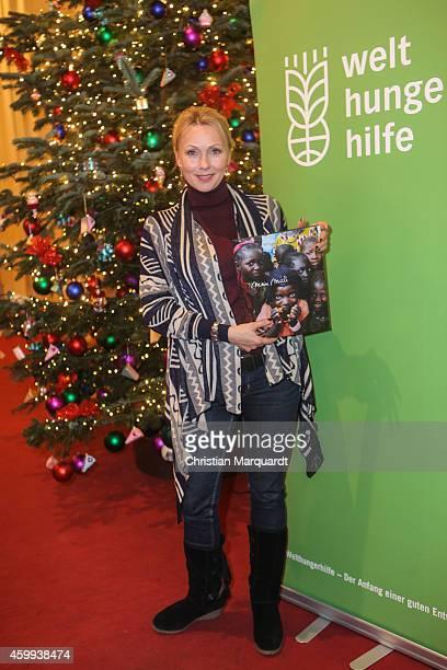 Dana Golombek attends the 'Mein Mali' Book Presentation at Komische Oper on December 4 2014 in Berlin