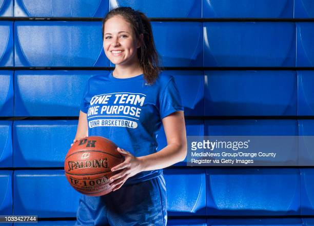 Dana Hills senior Maddy Bloom is providing leadership to girls basketball team this year along with leading the team in scoring ///ADDITIONAL...