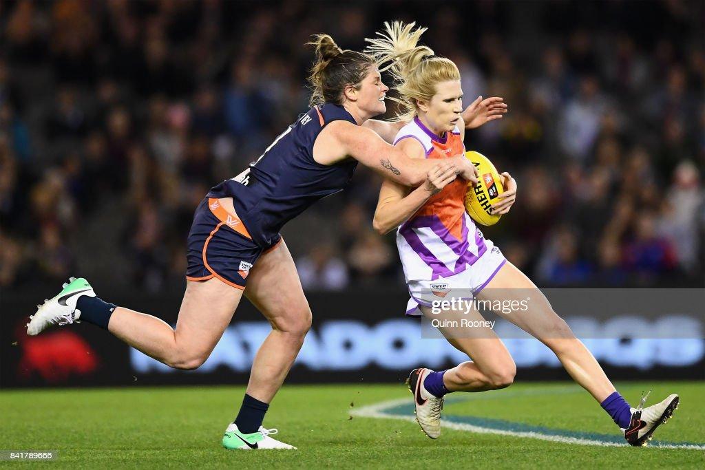 AFL Womens State of Origin - Victoria v Allies