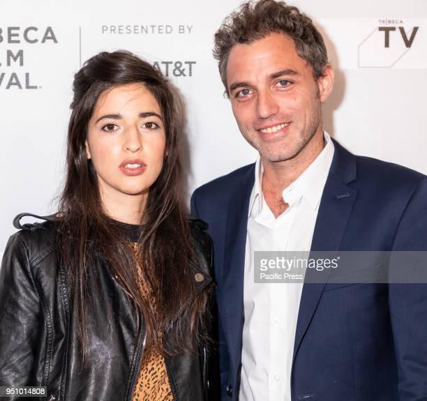 Dana Idisis and Yuval Shafferman attend the screening of 'On the Spectrum' at Tribeca TV Indie Pilots during the 2018 Tribeca Film Festival at...