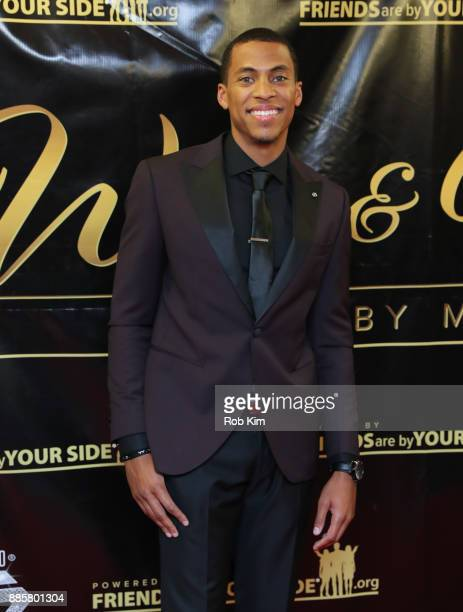 Dana Isaiah attends the 2017 One Night With The Stars Benefit at The Theater at Madison Square Garden on December 4 2017 in New York City
