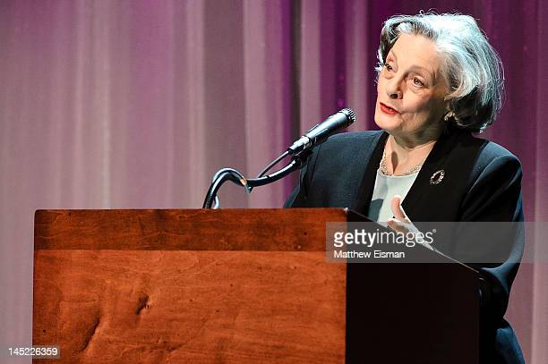 Dana Ivey attends The Little / Helen Hayes Theatre 100 Years On Broadway celebration at the Helen Hayes Theatre on May 24 2012 in New York City