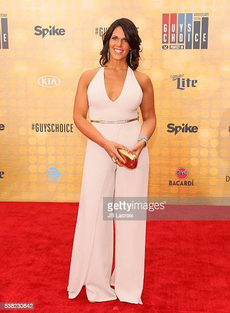 Dana Jacobson attends Spike TV's 'Guys Choice 2016' at Sony Pictures Studios on June 4 2016 in Culver City California