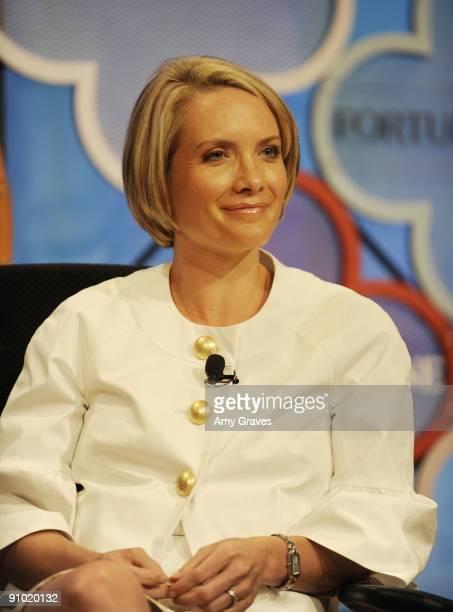 Dana Perino at the 2009 Fortune Most Powerful Women Summit at Four Seasons Aviara on September 14 2009 in Carlsbad California
