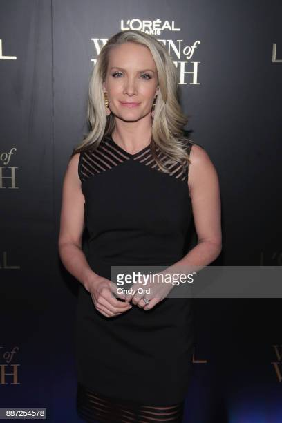 Dana Perino attends the L'Oreal Paris Women of Worth Celebration 2017 on December 6 2017 in New York City