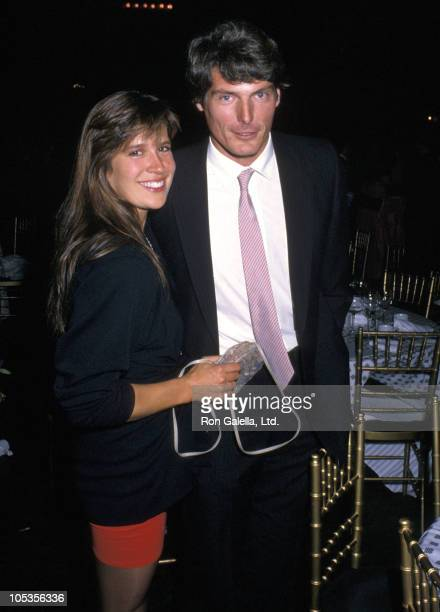 Dana Reeve and Christopher Reeve during Metropolitan Home Showhouse Design Industry Foundation at NY Armory in New York City, New York, United States.