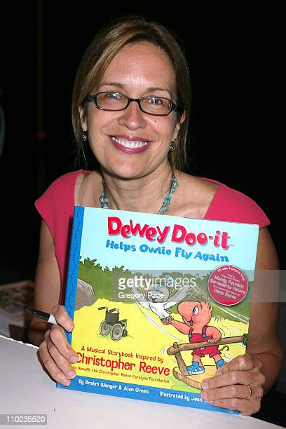 Dana Reeve during 2005 BookExpo America Day Two at Jacob Javits Center in New York City New York United States