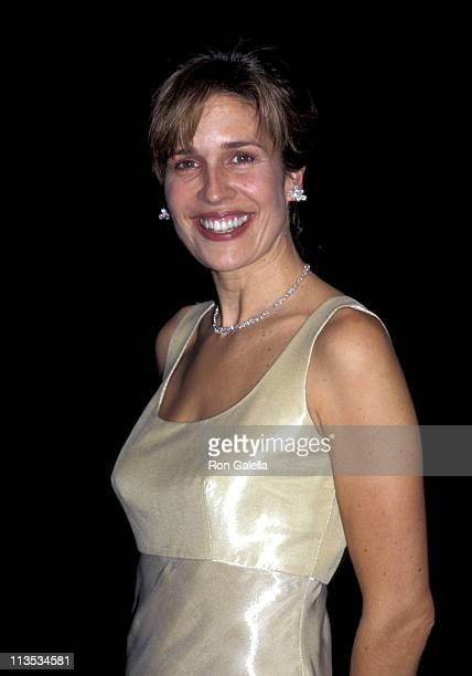 Dana Reeve during Opening Night of The National Horse Show at Madison Square Garden in New York City, New York, United States.