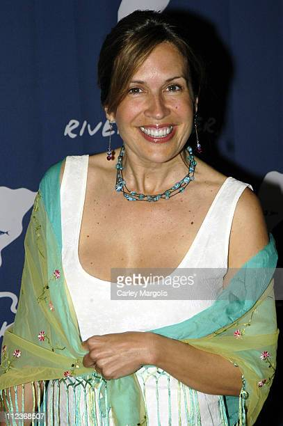 Dana Reeve during Riverkeeper Gala Honoring Viacom's Tom Freston at Pier 60 at Chelsea Piers in New York City, New York, United States.