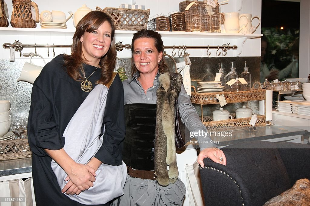 dana schweiger and saskia teunissen at the opening of flagship store news photo getty images. Black Bedroom Furniture Sets. Home Design Ideas