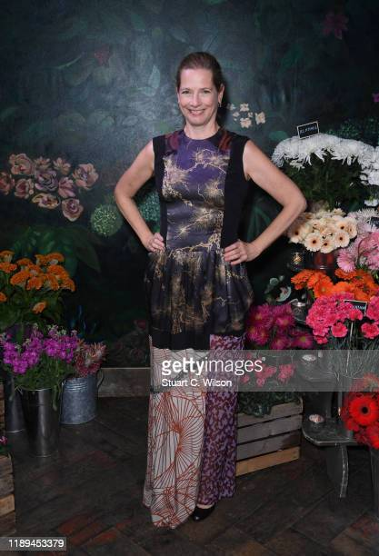Dana Thomas attends the gala dinner in honour of Edward Enninful winner of the Global VOICES Award 2019 during #BoFVOICES on November 22 2019 in...