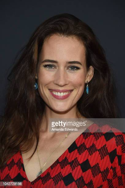 """Dana Thompson attends the Closing Night Screening of """"Nomis"""" during the 2018 LA Film Festival at ArcLight Cinerama Dome on September 28, 2018 in..."""