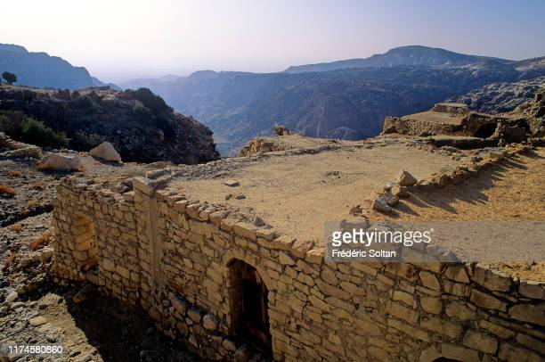 Dana village is popular base for hiking in Dana Nature Reserve on the edge of Wadi Araba Rift Valley The village dates back to time of the Ottoman...