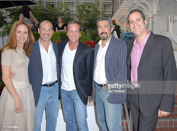 Dana Walden Howard Gordon Kiefer Sutherland Jon Cassar and David Nevins
