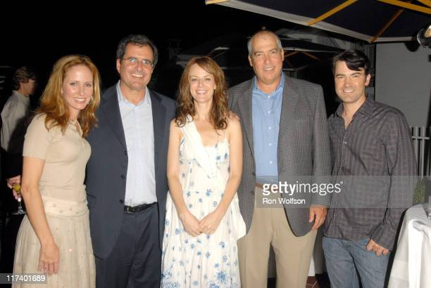 Dana Walden Peter Chernin Rosemarie Dewitt Gary Newman and Ron Livingston