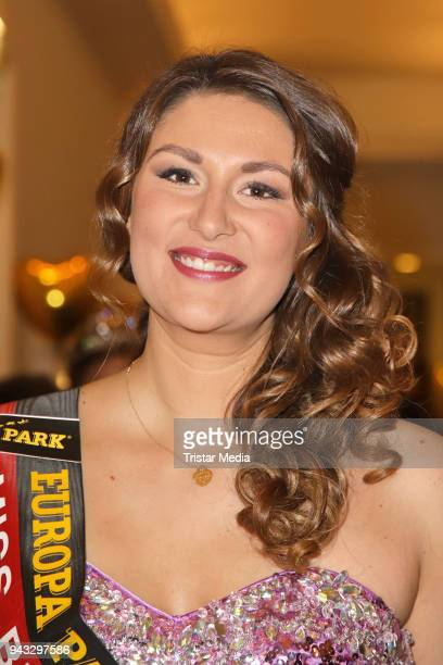Dana Wiebke Schaefer during the 21st Blauer Ball at Hotel Atlantic on April 7 2018 in Hamburg Germany