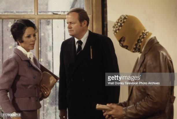 Dana Wynter Franklin Cover appearing in the ABC tv movie 'The Connection'