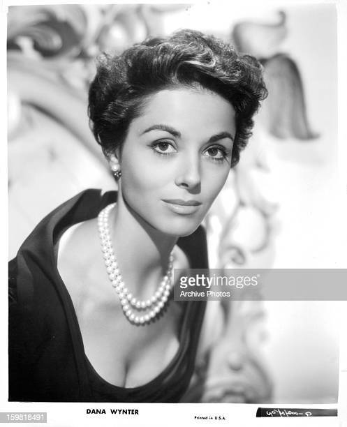 Dana Wynter in publicity portrait for the film 'Something Of Value' 1957