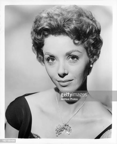 Dana Wynter publicity portrait 1958