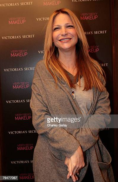 Dana York attends Victoria's Secret Super Bowl Gifting Suite in celebration of the 42nd Annual Super Bowl on February 1 2008 in Paradise Valley...