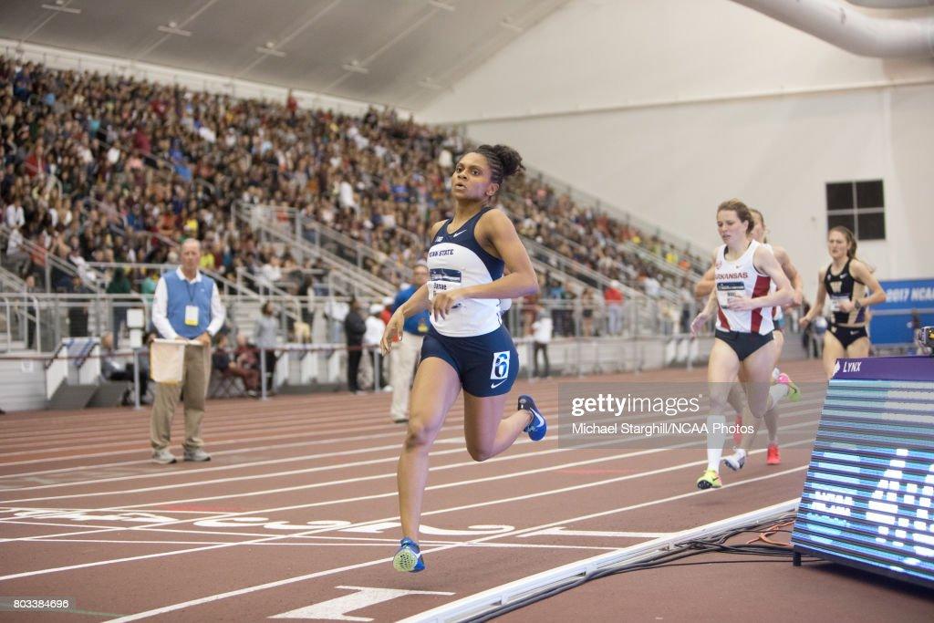 2017 NCAA Div I Men & Women's Indoor Track & Field Championships : News Photo