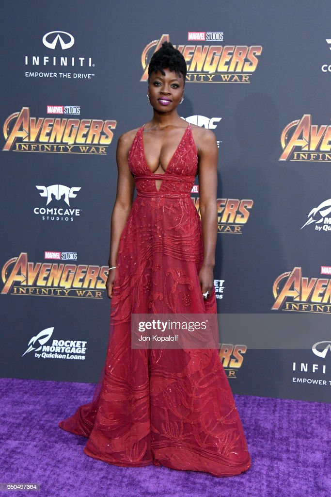 """Premiere Of Disney And Marvel's """"Avengers: Infinity War"""" - Arrivals : News Photo"""