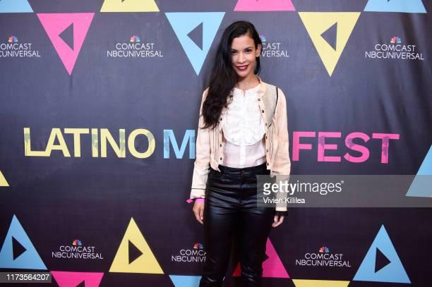 Danay Garcia attends Latino Media Fest 2019 at AMC Century City 15 Theater on September 3 2019 in Century City California